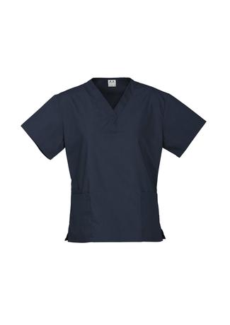Ladies Navy Scrub